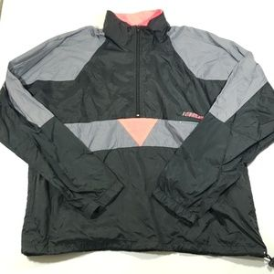 Nike size Large Womens pull over half zip jacket